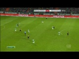 Чемпионат Германии 2013-14 / 20-й тур / Вердер - Боруссия (Дортмунд) / 2 тайм